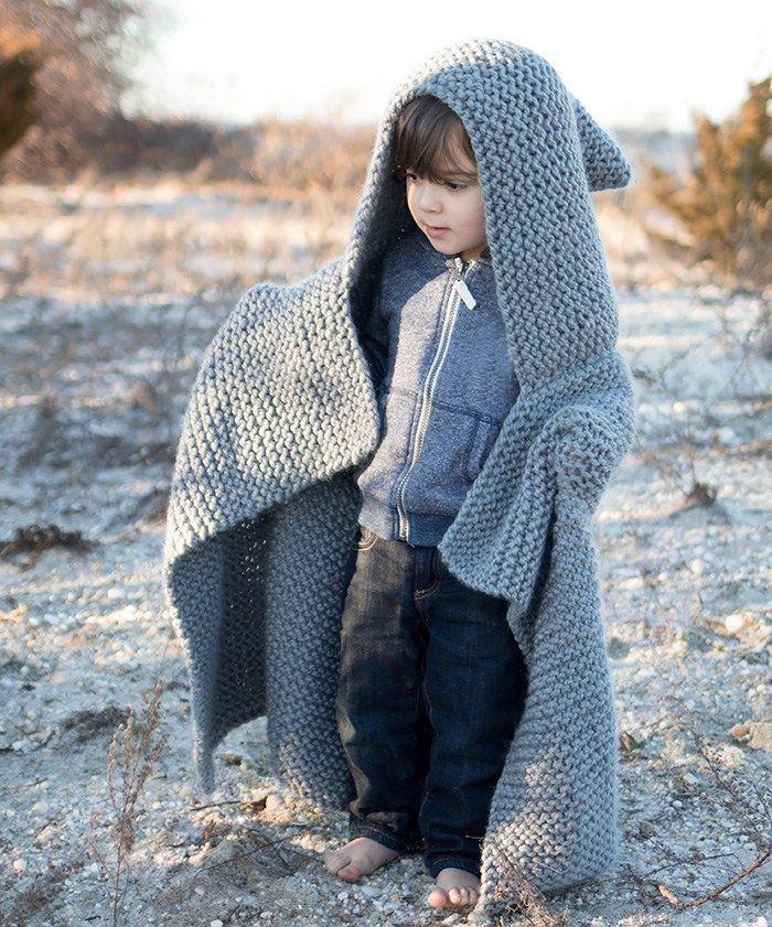 Hooded Baby Blanket Knitting Pattern & Homeopathic Relief for ...