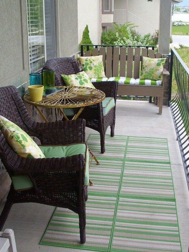 Beautiful Diy Small Patio Ideas On A Budget In 2020 Small Patio Ideas On A Budget Apartment Balcony Decorating Balcony Decor