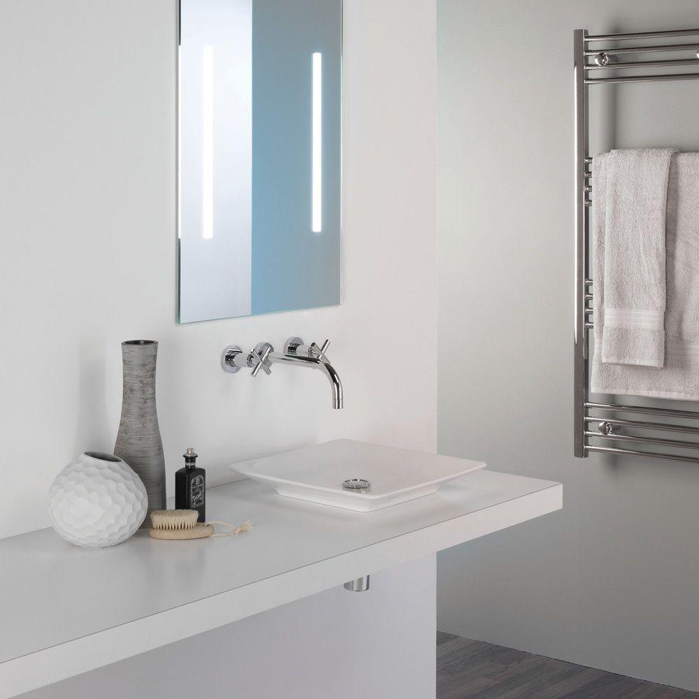 Beleuchteter Spiegel Recess Badleuchten In 2019 Beleuchteter Spiegel Badezimmer Licht Und Badezimmerideen