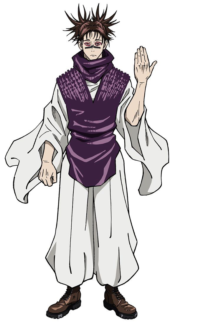 Jujutsu Kaisen Choso In 2021 Black Anime Characters Jujutsu Black Cartoon Characters