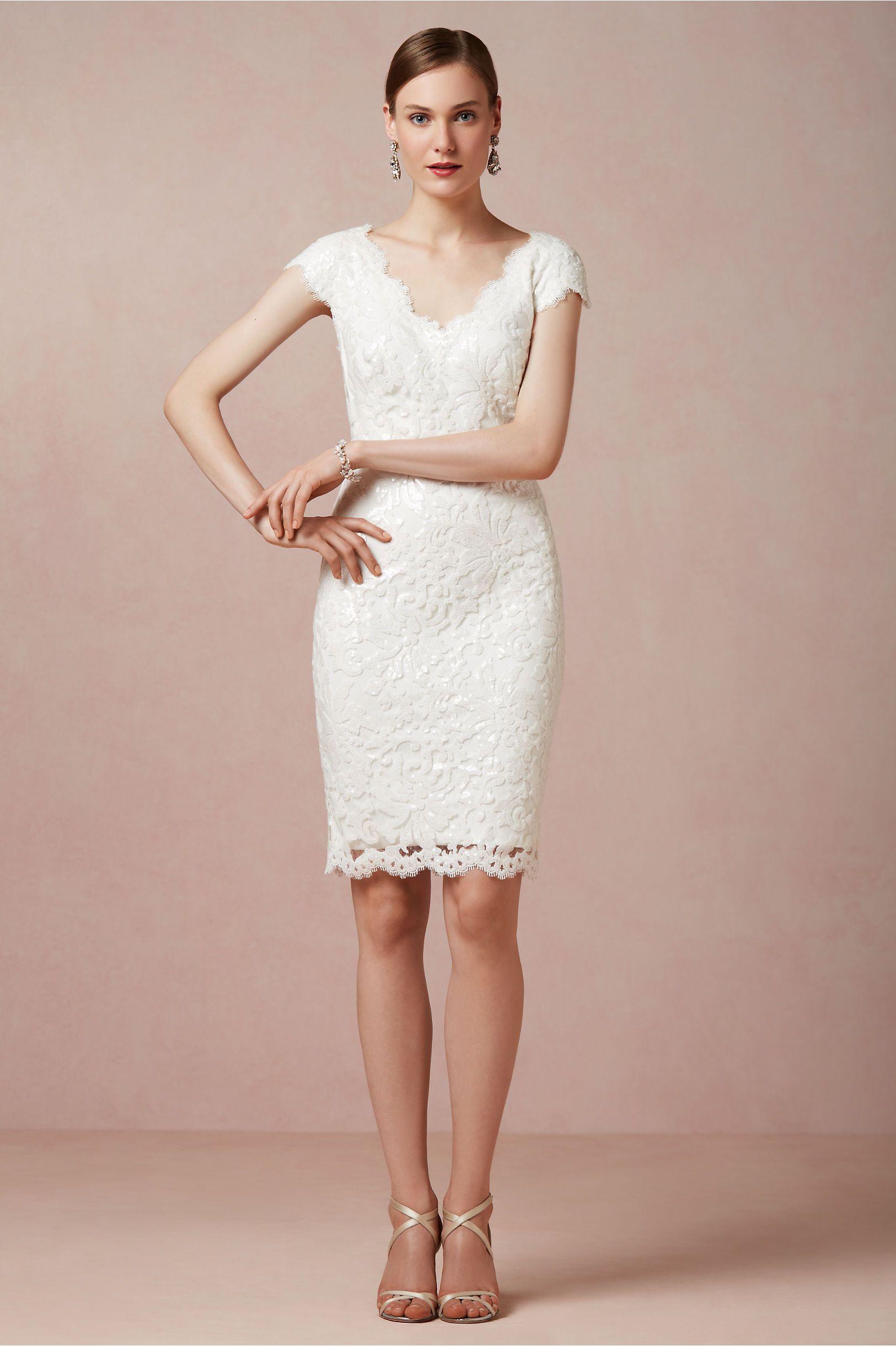 Wedding reception dresses for bride  Bloomshine Dress in Bride Reception Dresses at BHLDN  formal