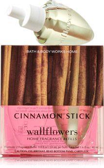 Cinnamon Stick Wallflowers 2-Pack Refills - Home Fragrance - Bath & Body Works