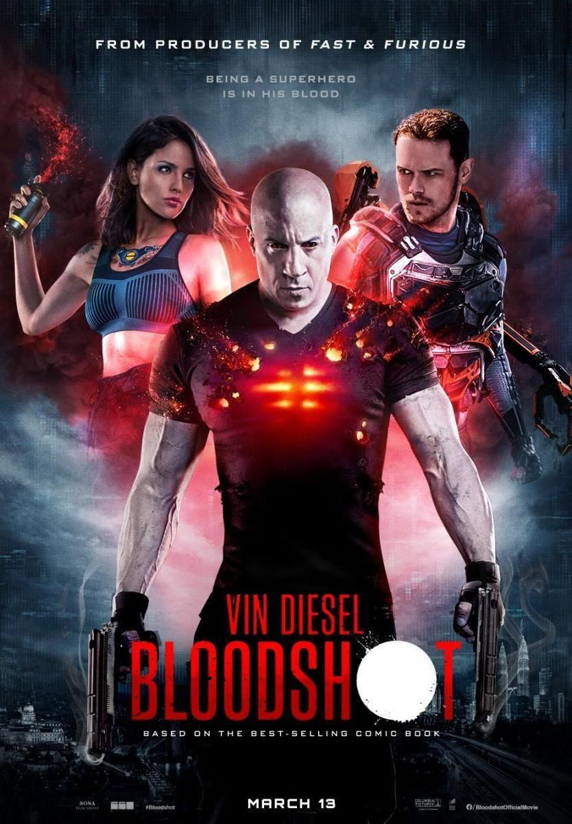 Pin By Apolo On Películas Vistas En 2020 Bloodshot Film Full Movies Online Free Free Movies Online