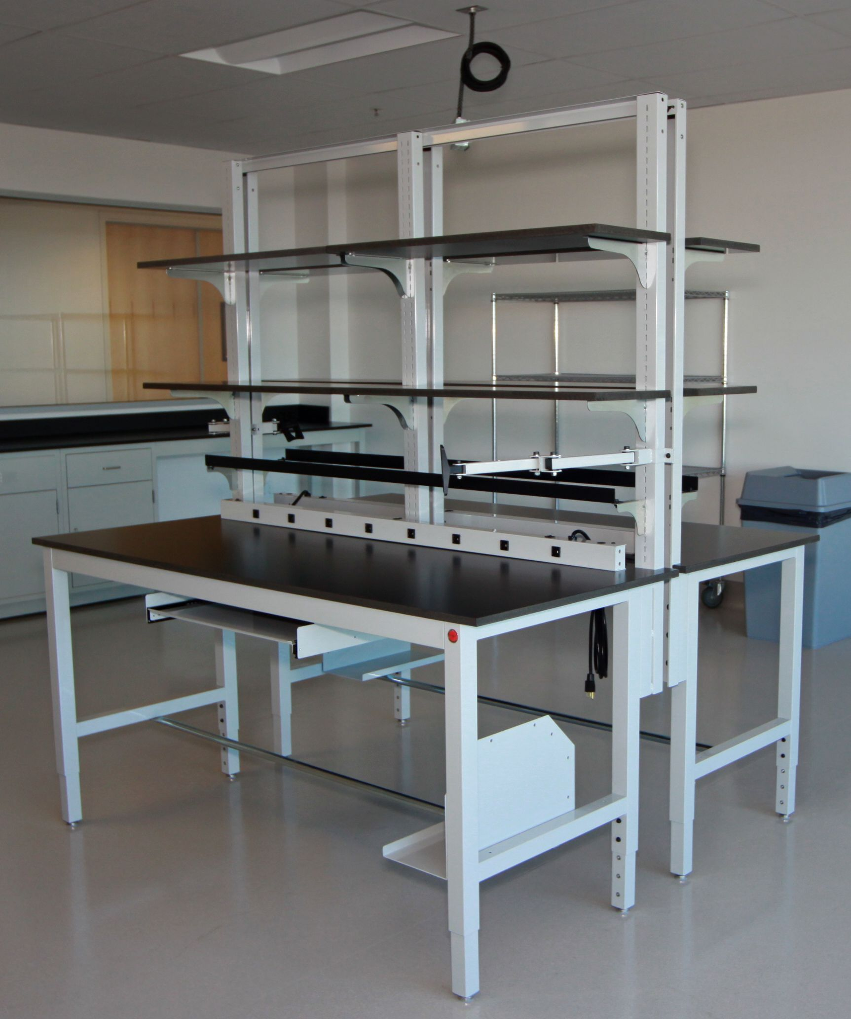 Modular And Custom Workbenches Industrial Workstation Workbench Industrial Workbench