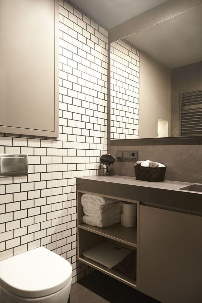 Reforma integral de un piso en L'Eixample -   Interiores ...