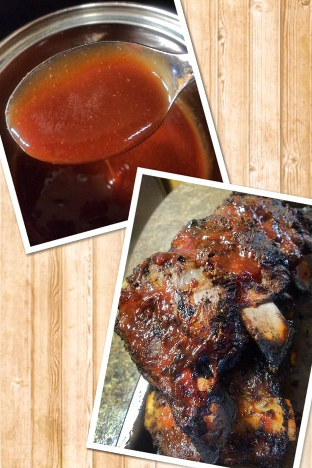 bbq sauce sticky and sweet by jennifer morris fb 1