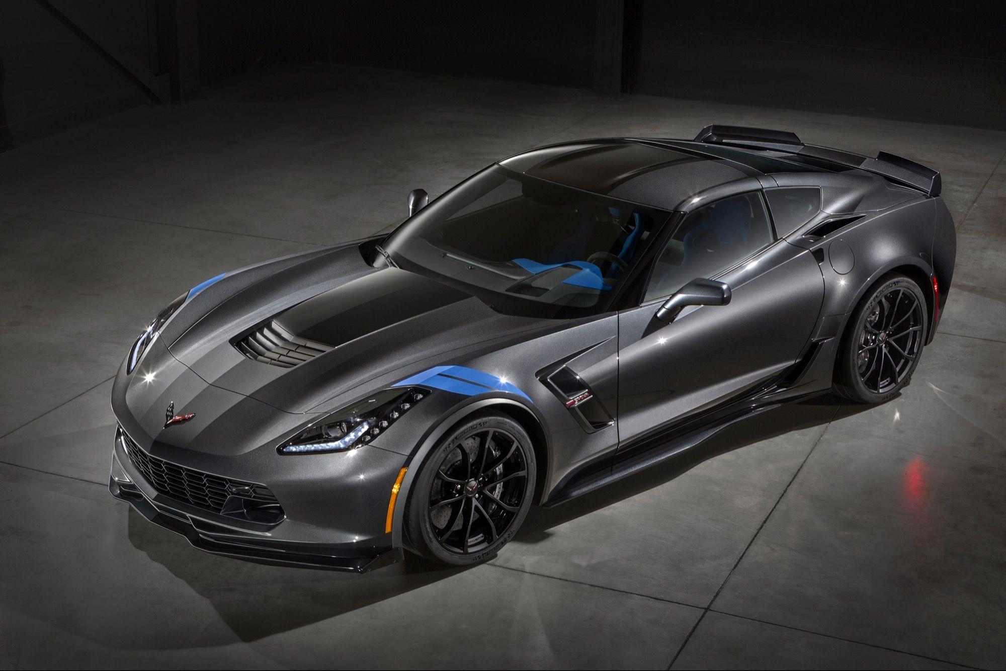 C7 Grand Sport Corvette Pinterest