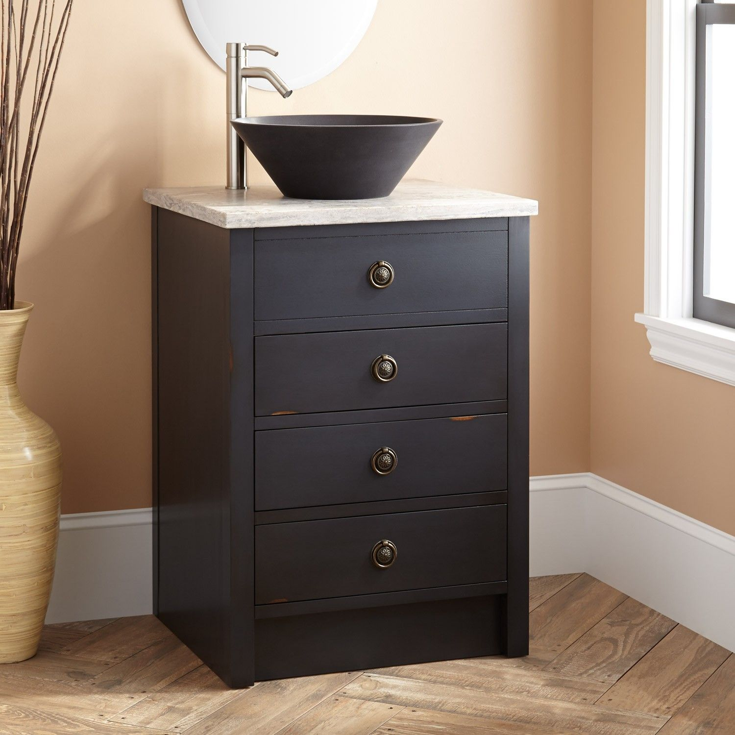 Beautiful Floor Cabinet with Drawers