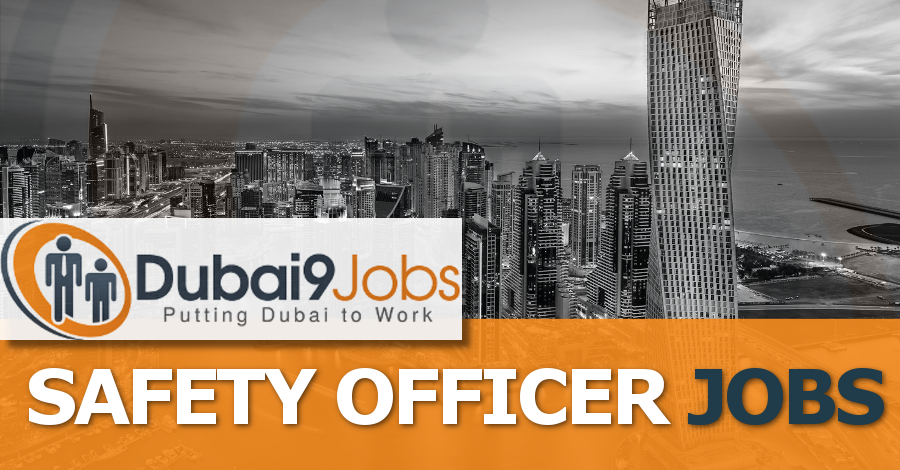 Safety Officer Jobs in UAE Operations management