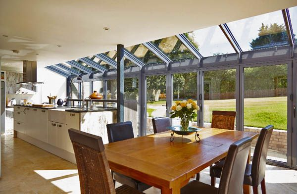 Dining Rooms Kitchen Diner Extension Ideas