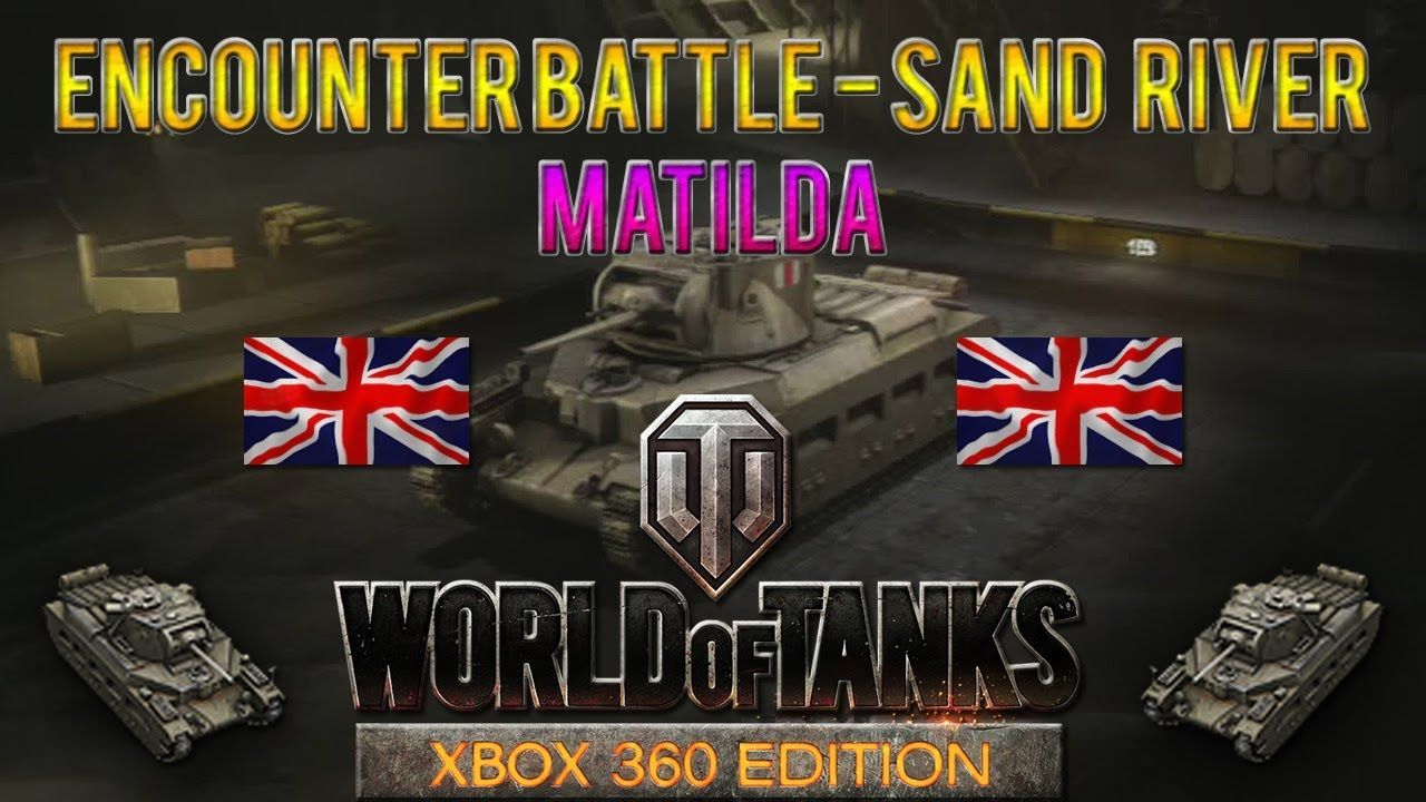 This is an Encounter Battle taking place at Sand River map with Matilda tank in World of Tanks: Xbox 360 Edition, won with 782 experience. #wot #wotxbox360  #wotxbox360#wot360 #worldoftanksxbox360edition