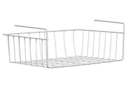 Premier Housewares - Cesta para estante (39 x 26 x 14 cm), color ...