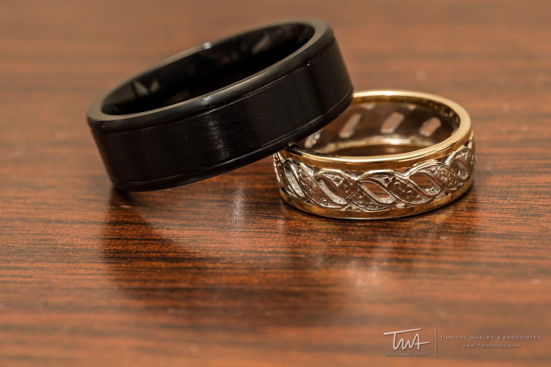 Wedding Rings TWA Wedding Photography Chicago 2018 Rings Bling
