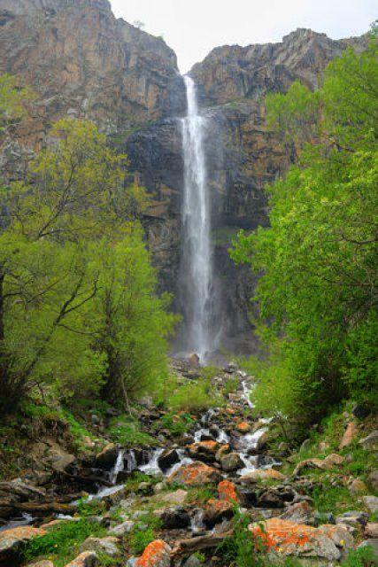 фото водопад белогорка киргизия поэтому так важно