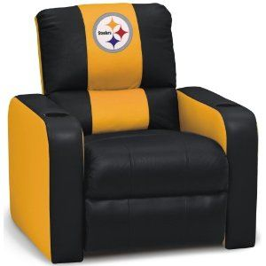 Steelers recliner!  sc 1 st  Pinterest & Steelers recliner! | Steelers Nation | Pinterest | August 26 ... islam-shia.org