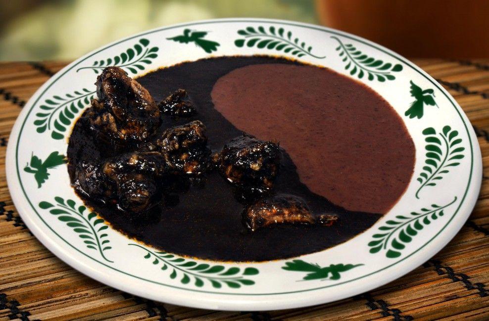 Chilmole Con Lomos Yucatan Mexico Mexican Food Recipes Food Cooking Recipes