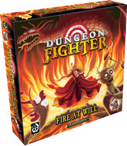 Dungeon Fighter - Fire At Will