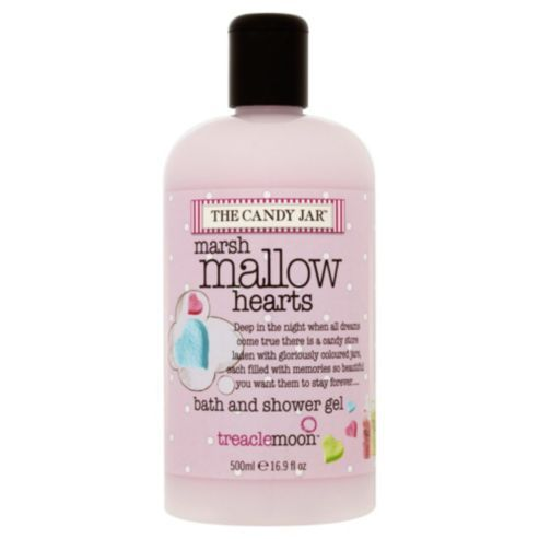 Buy Treaclemoon Cndyjar M Mallow Bthshwr Gel 500ml From Our Shower
