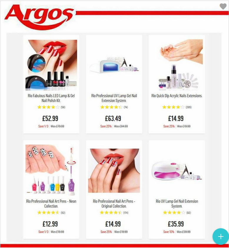 Argos Catalogue 23rd August 17th September 2017 Http Www Olcatalogue Co Uk Argos Argos Catalogue Html Professional Nail Art Nail Art Pen Fabulous Nails