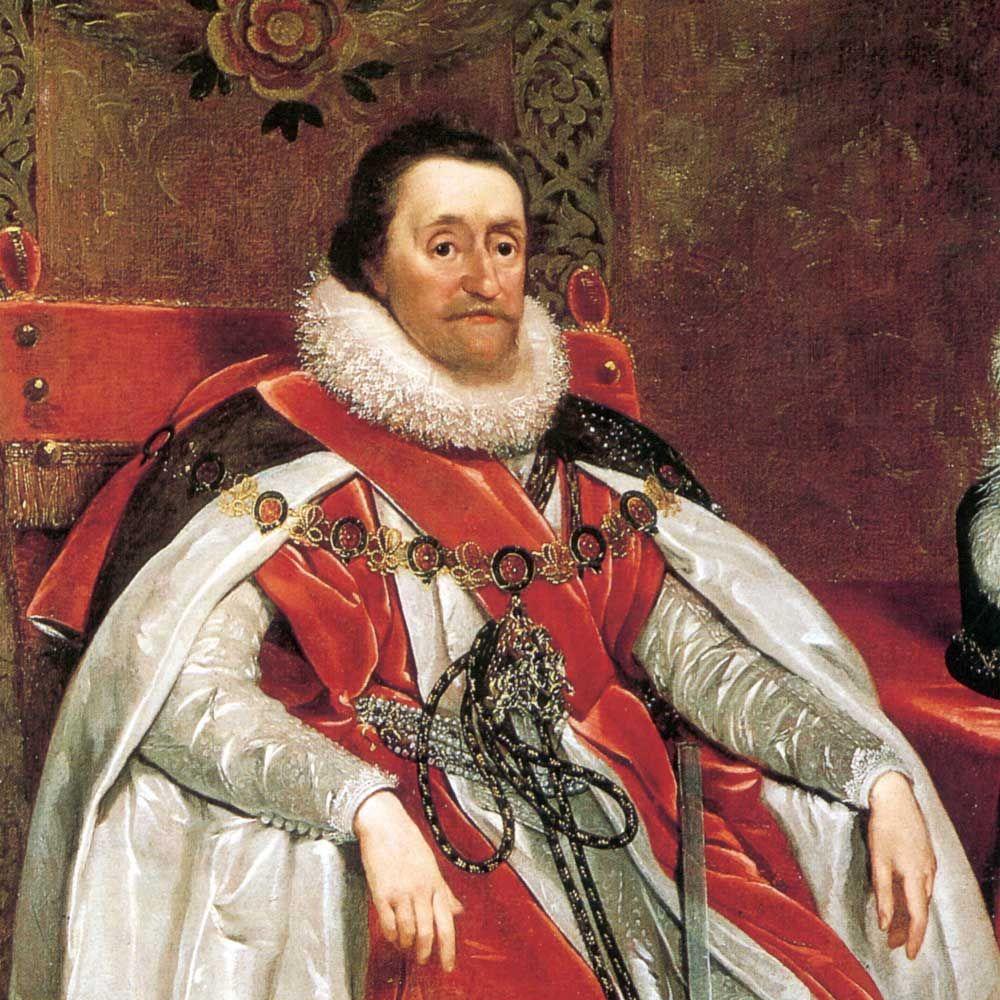 JAMES I OF ENGLAND & VI OF SCOTLAND (JACOBO I DE