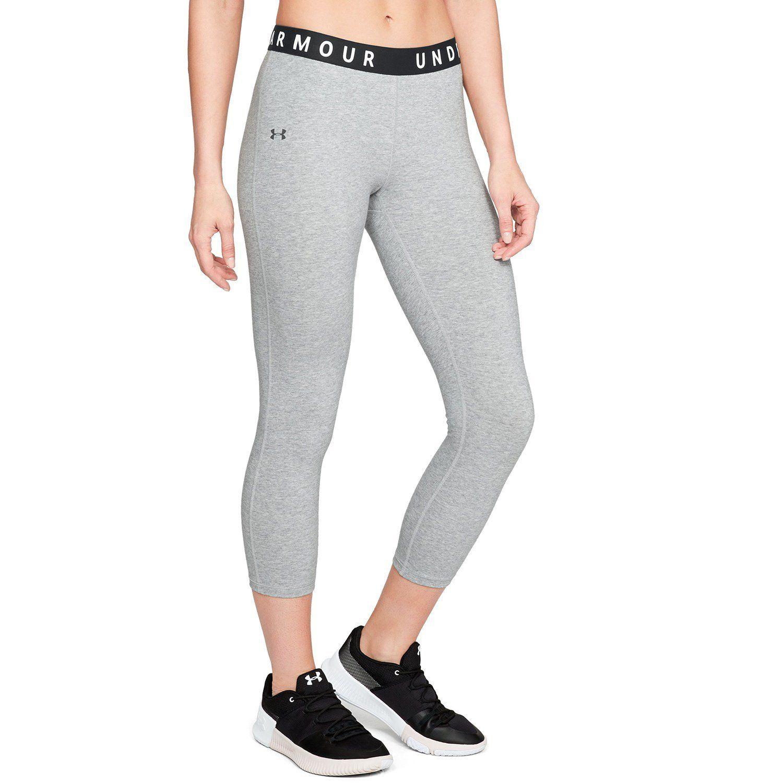Under Armour Women/'s Favorite Wordmark Leggings NWT 2019