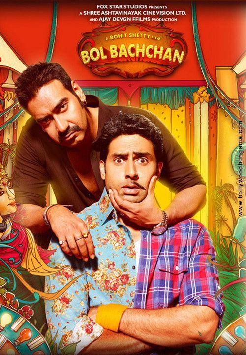 Bol Bachchan brand new poster On Bollywood Hungama Movie - free bol