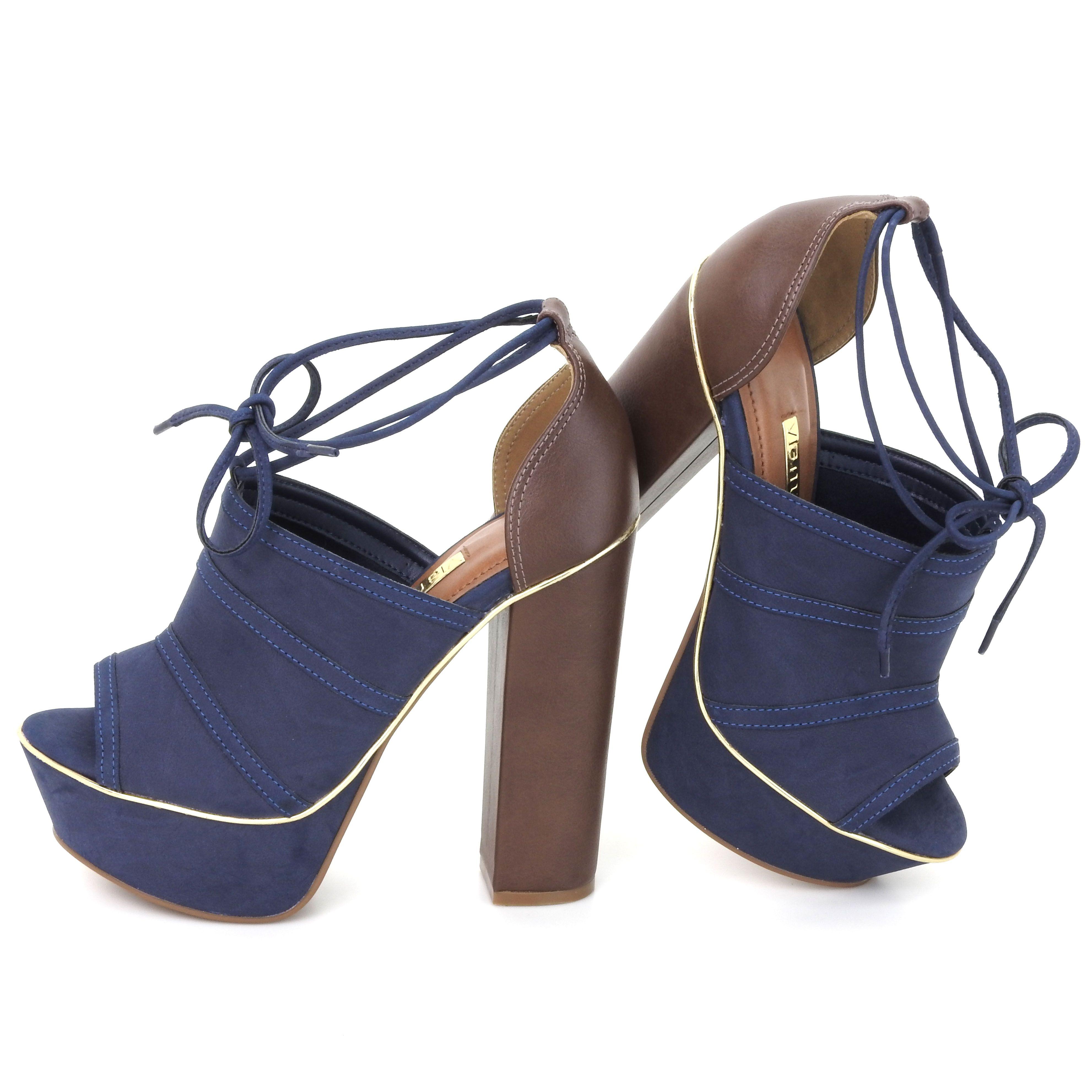 2dbc281f57 sandália - salto alto - heels - Inverno 2016 - Ref. 16-601 ...