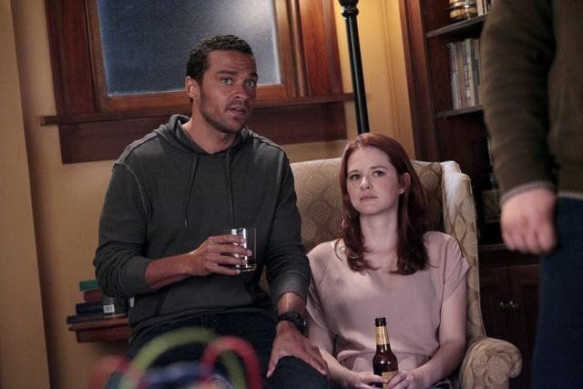 Dr. April Kepner and Dr. Jackson Avery | ~Grey\'s Anatomy~ | Pinterest