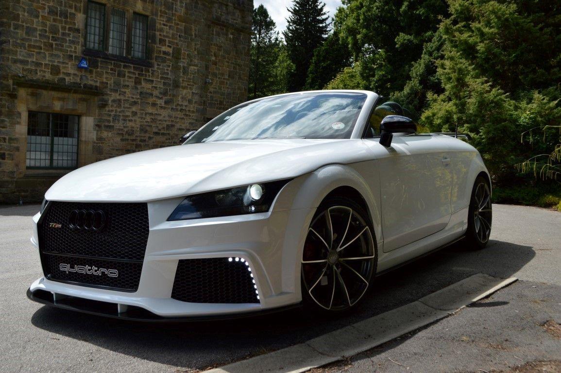 Audi audi tt rs full body kit
