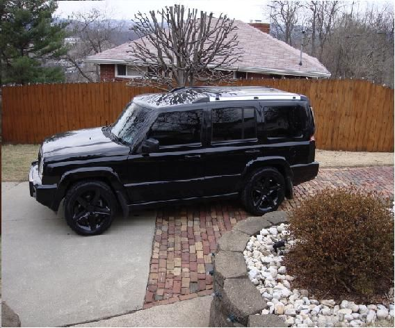 Jeep Commander Www Talkingjeepoz Http Facebook