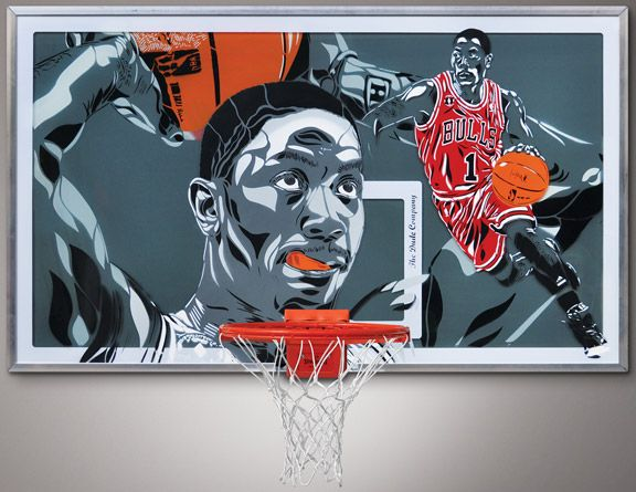 Is Street Art The Next Big Thing In The Nba Sport