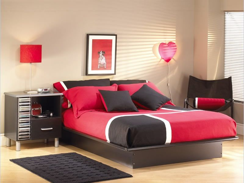 bedroom romantic - Interior Decorating Ideas Bedroom