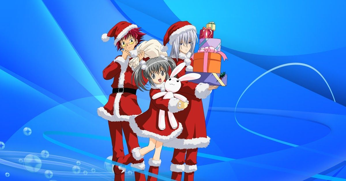 12 Anime Christmas Wallpaper Reddit Fairy Tail Anime Christmas Wallpaper Hd Reddits Premier Anime Community Anime Christmas Christmas Wallpaper Hd Anime