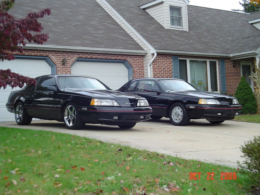 1987 Ford Thunderbird Turbo Coupe  Found On Hemmings  Pinterest