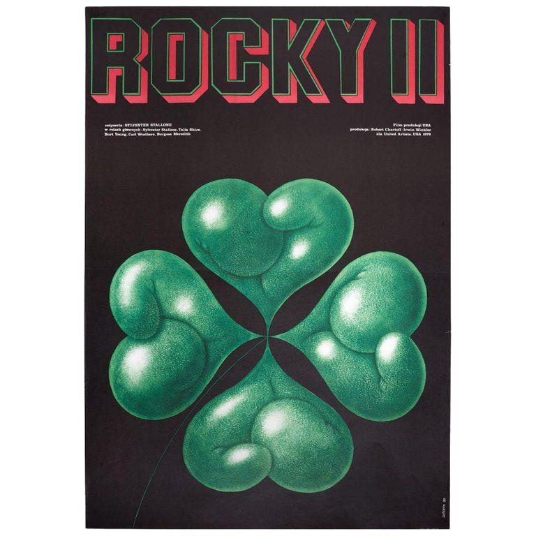 Rocky 4       1980/'s Movie Posters Classic Cinema