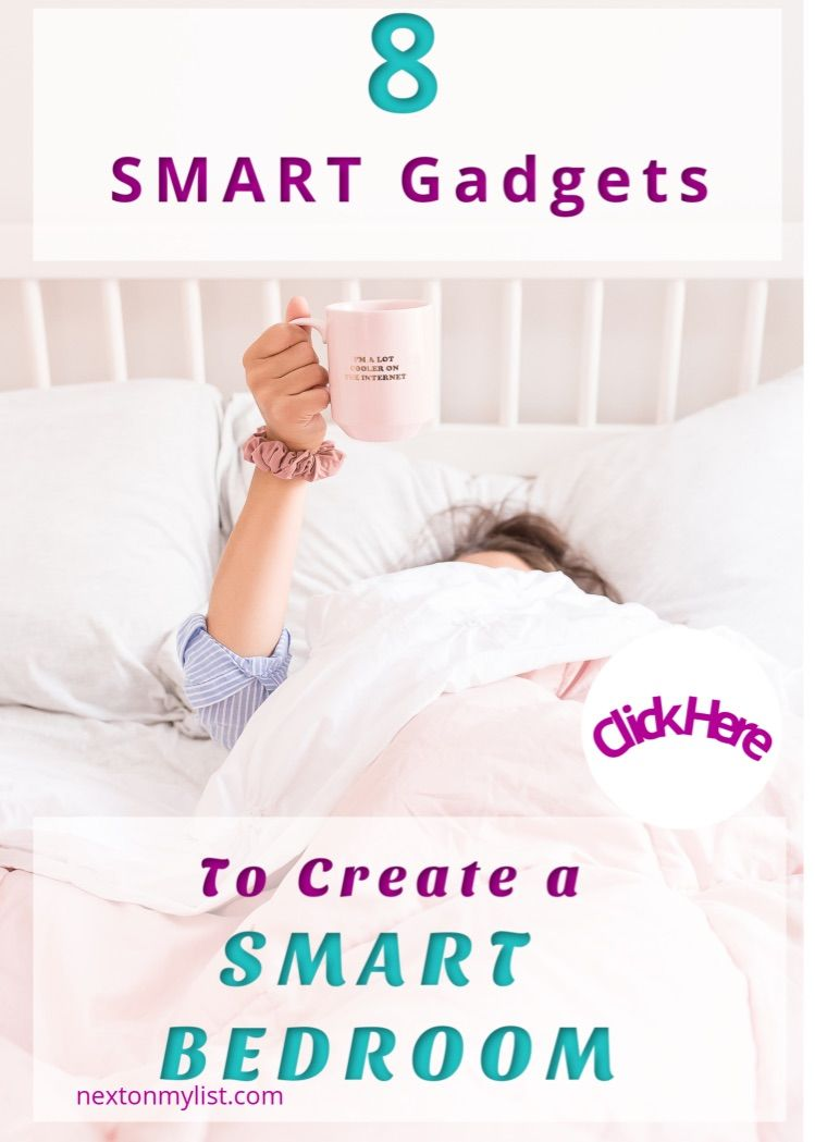8 cool gadgets for your smart bedroom  cool gadgets