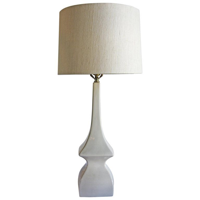 Robert Abbey Porcelain Lamp American Table Lamp Porcelain Lamp
