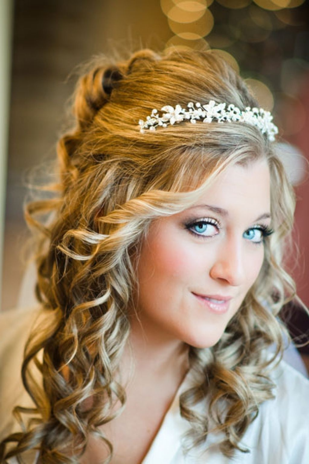 wedding hairstyles wedding curly hairstyles for long hair