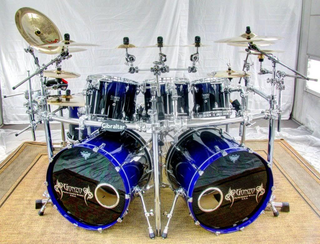 Yamaha Drums Hex Rack