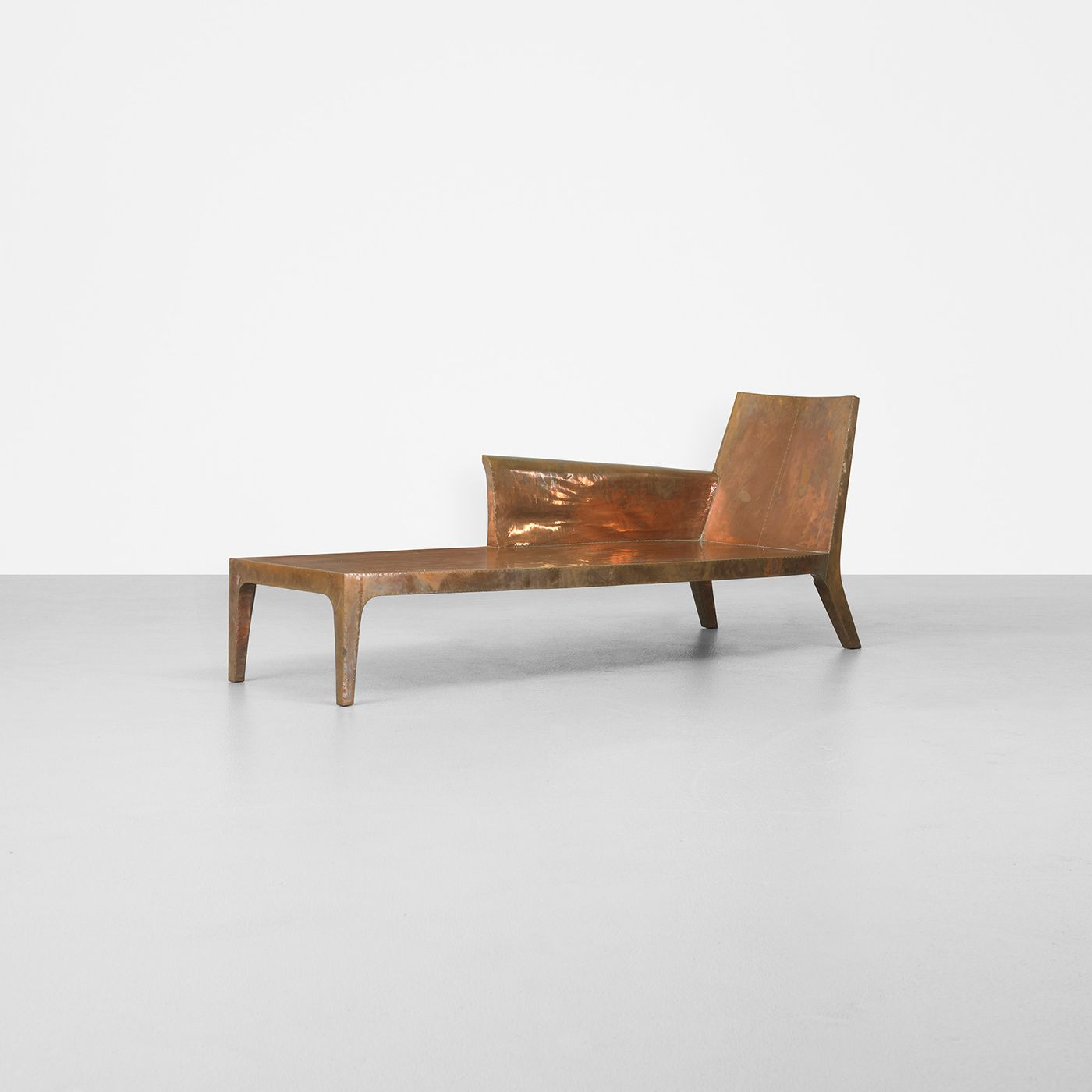 134: Paul Mathieu / chaise lounge < Living Contemporary, 27 September 2012 < Auctions | Wright