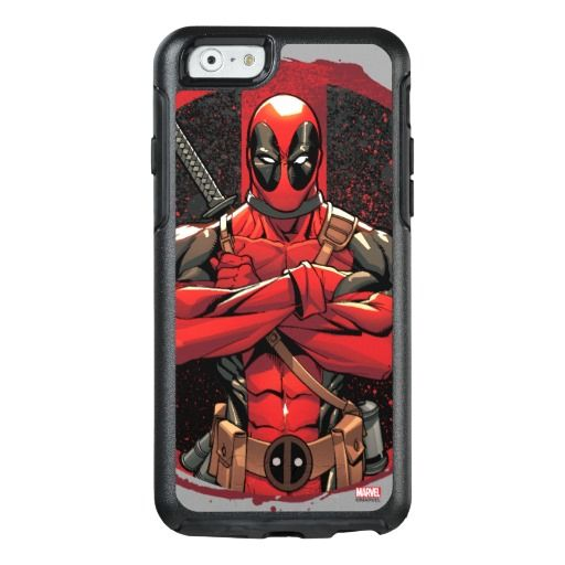 watch a57f5 c04f8 Deadpool iPhone X Case | TV and Movies Official Merchandises ...