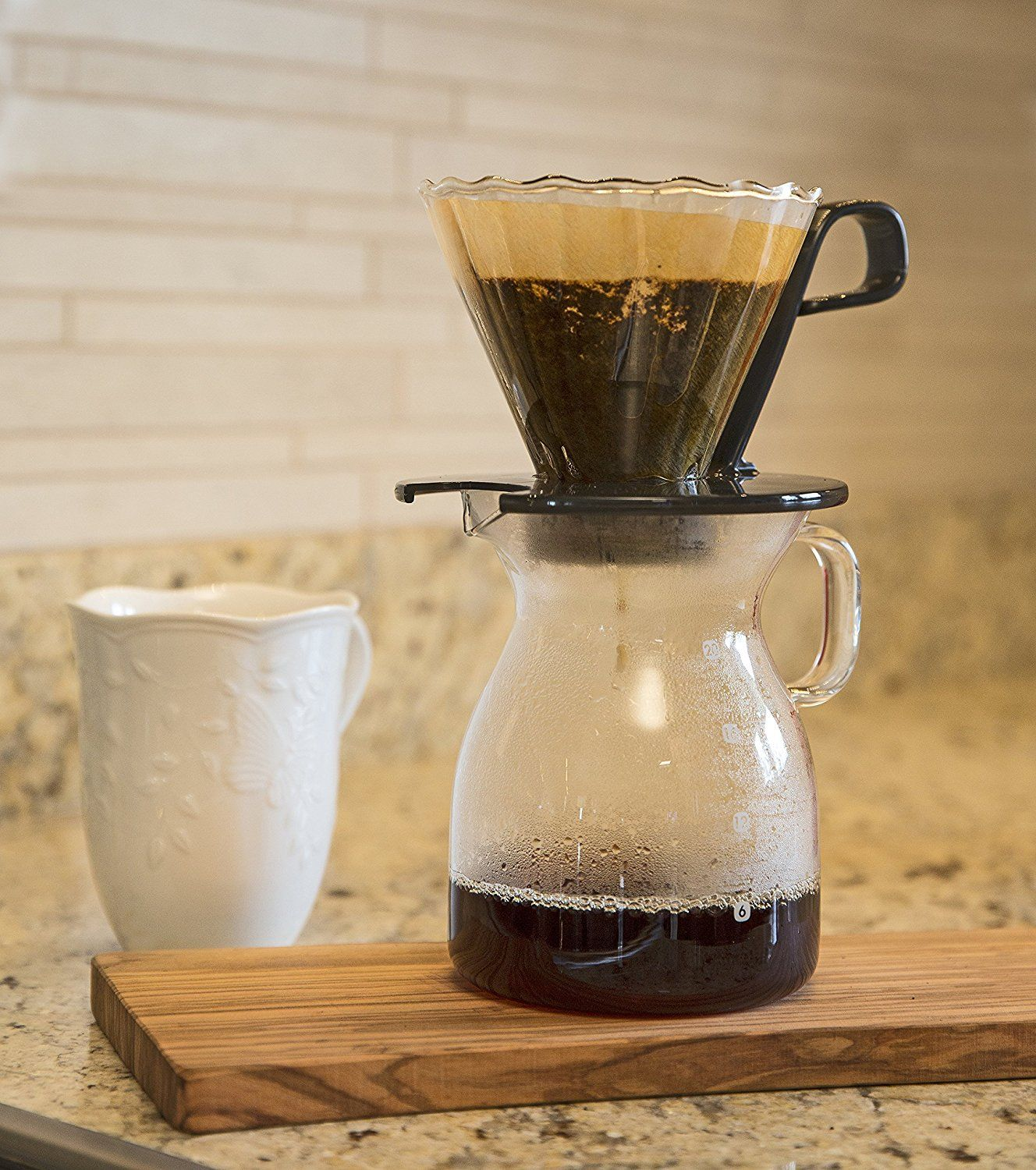 11 Best Pour Over Coffee Makers for Caffeine Addicts (With