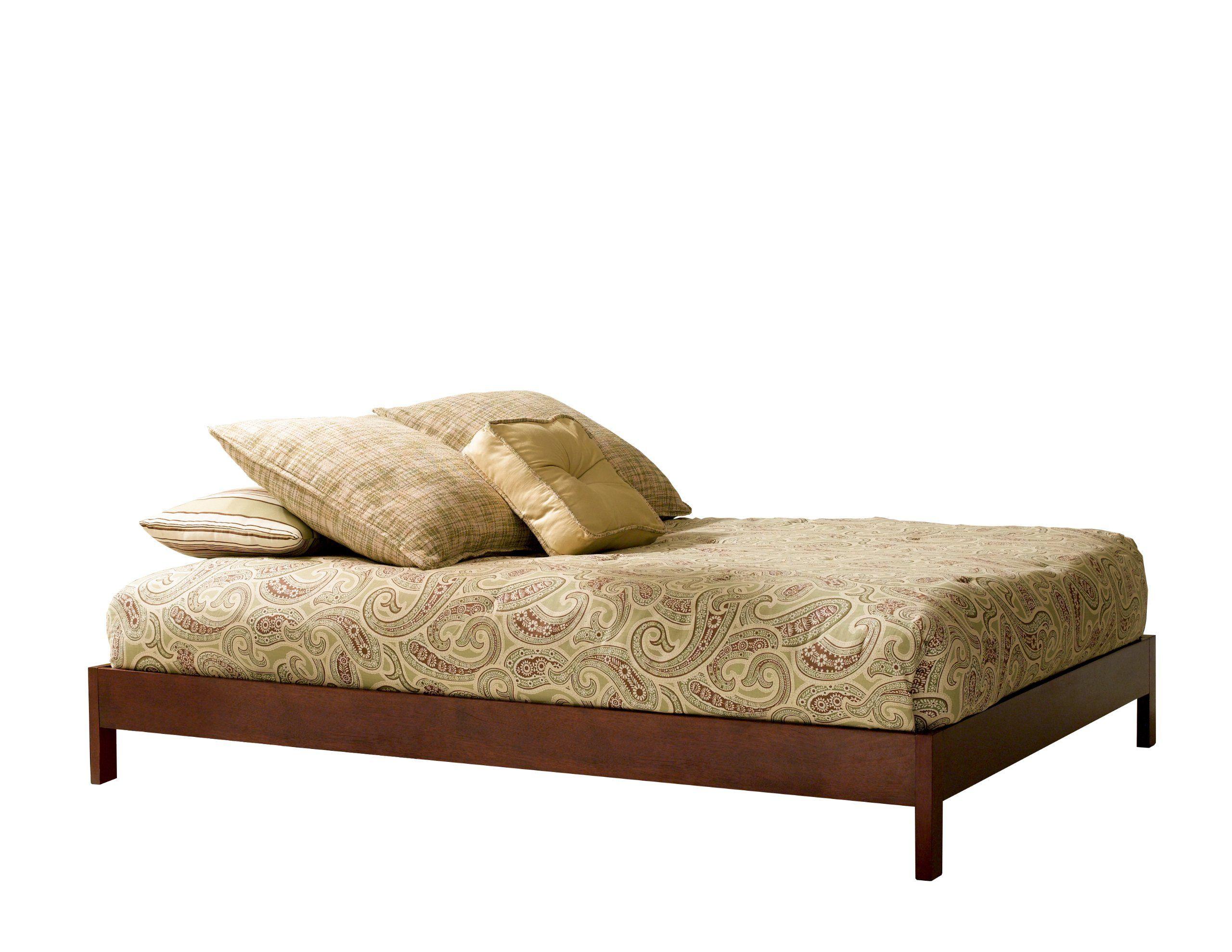 Amazon.com: Leggett & Platt Fashion Bed Group Murray Platform Bed ...