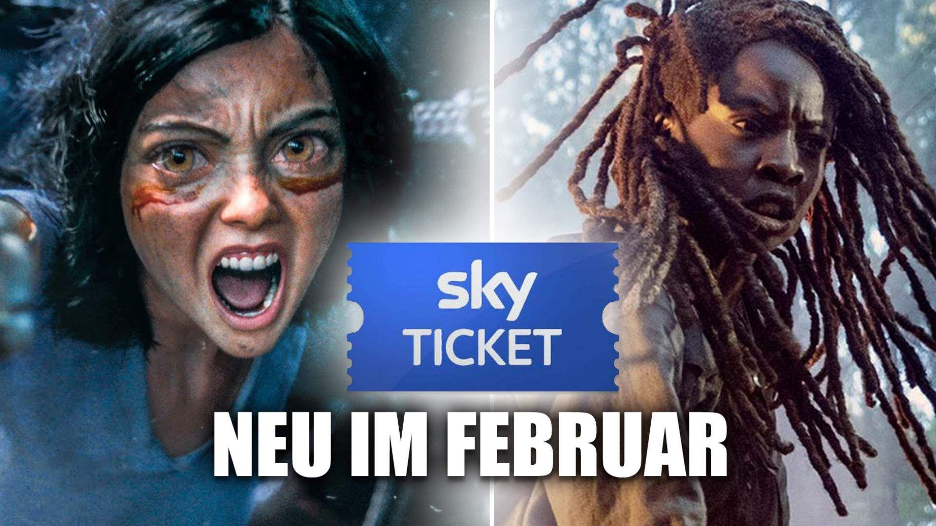 Sky Neue Filme