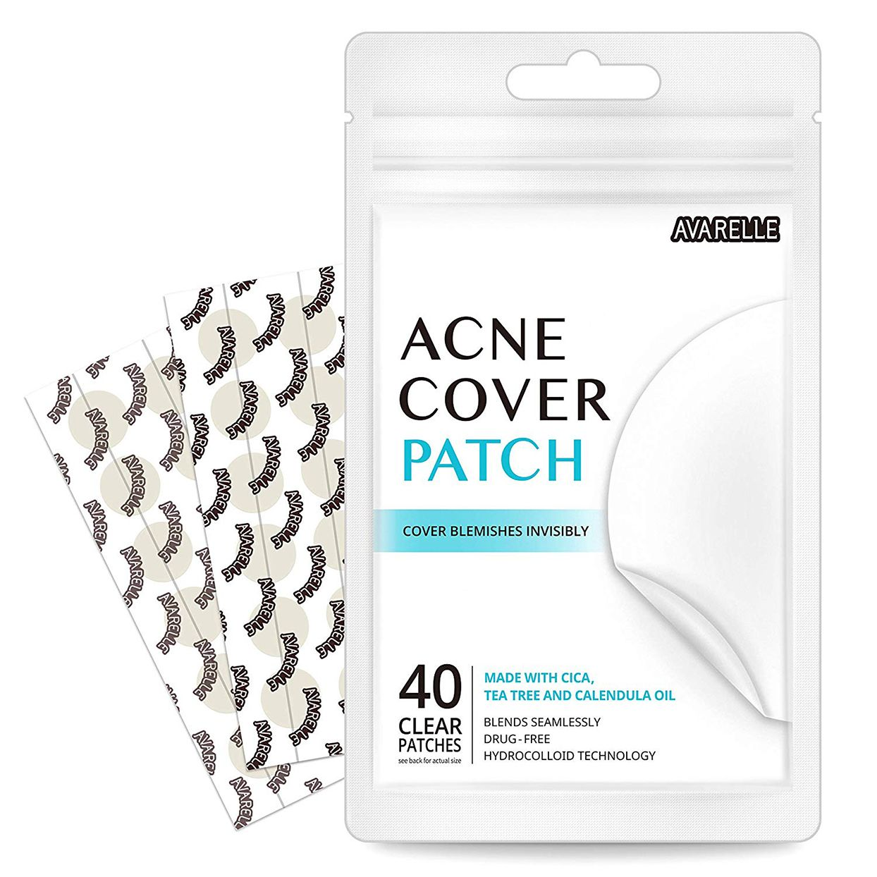 These Acne Cover Patches Zap Zits Overnight