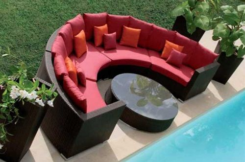 Impressive Extravagant Furniture for Indoor and Outdoor Settings ...
