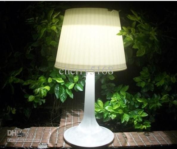 100 Solar Powered Indoor Fashion Solar Led Table Lamp Reading Lamp Table Lamp Led Table Lamp Lamp