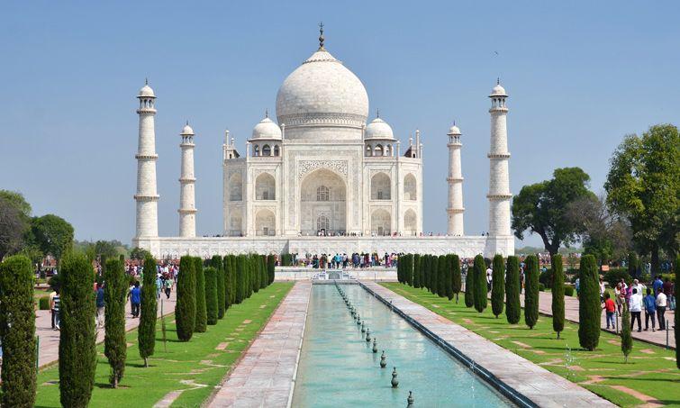 Taj Mahal - A Monument Of Love 1080p Full Hd