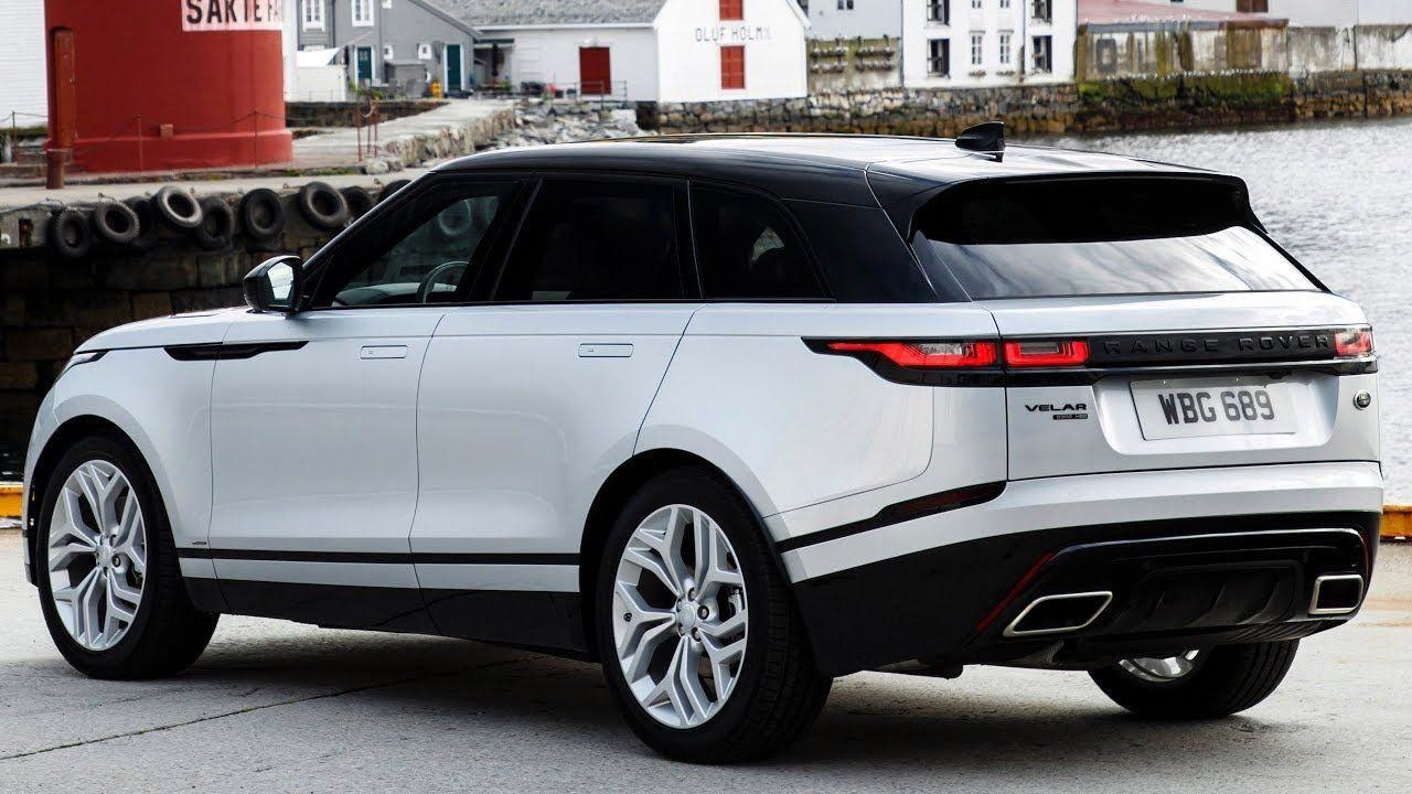 Image Result For 2018 Range Rover Velar White Araba Motosikletler Araba Arabalar