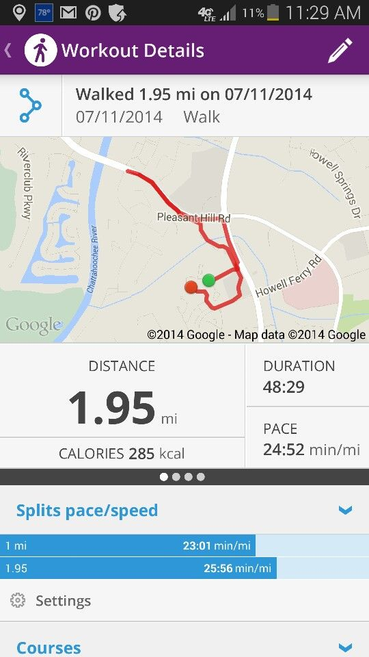 Used map my walk app this morning. (With images) Fitness tracker Map Walking apps